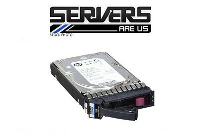 HP 516816-B21 450GB 6G SAS 15K 3.5in DP ENT HDD 517352-001