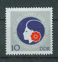 DDR Briefmarken 1987 40 Jahre Frauenbund Mi.Nr.3079**