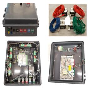 Myplasm CNC  THC Controller System w// 4 Axis 23 Stepper Motors 270 Oz-in