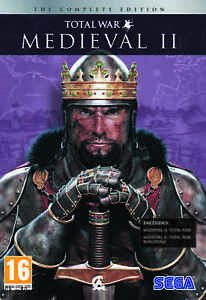 Medieval-II-2-Total-War-Complete-Gold-Pack-with-Kingdoms-Brand-New-Sealed