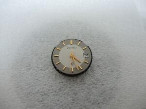 Uhrwerk Eta 956.114 + Zifferblatt Und Zeiger Von Zentra