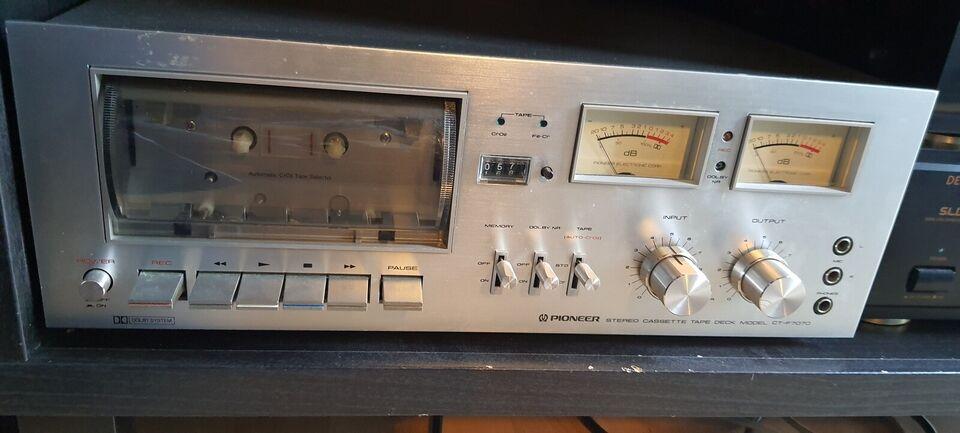 Forstærker, Pioneer, Sa-3000