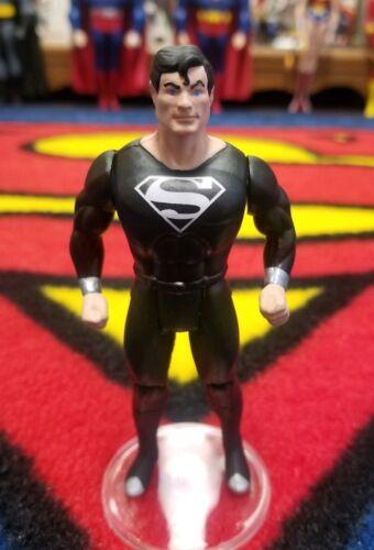 Custom Super Powers Black Suit Superman Read Description