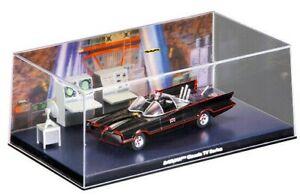 The Batmobile Batman Classic TV Series 1:43 Eaglemoss Model Car Diecast 002
