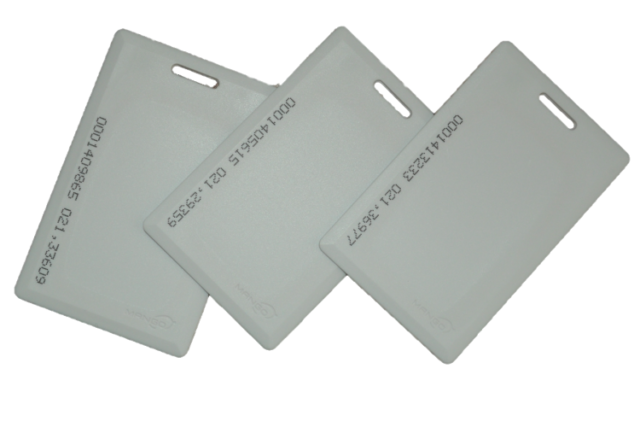 Security Alarm System Card Readers EM RFID Card for RFID Keyless Door Locks