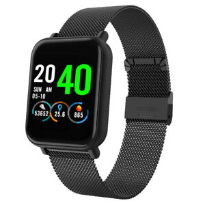 Smartwatch-Reloj-InteligenteRitmo-Cardiaco-Pulsera-Bluetooth-Mate-X-Huawei-iOS