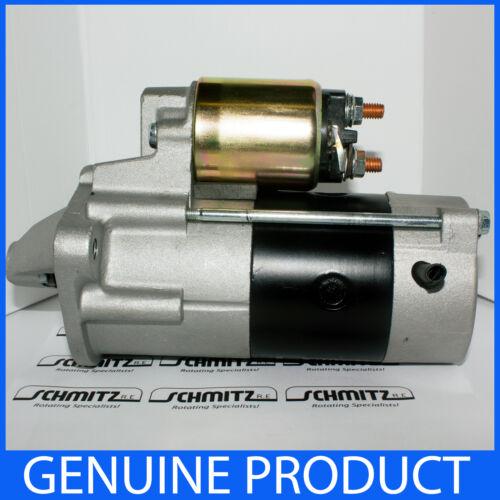 FITS **AUTOMATIC** MITSUBISHI L200 MK3//MK4 2.5 TD 1996-2006 NEW STARTER MOTOR