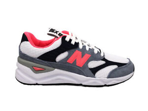 NEW BALANCE Sneakers X-90 White Grey Blue Pink MSX90TBC   eBay