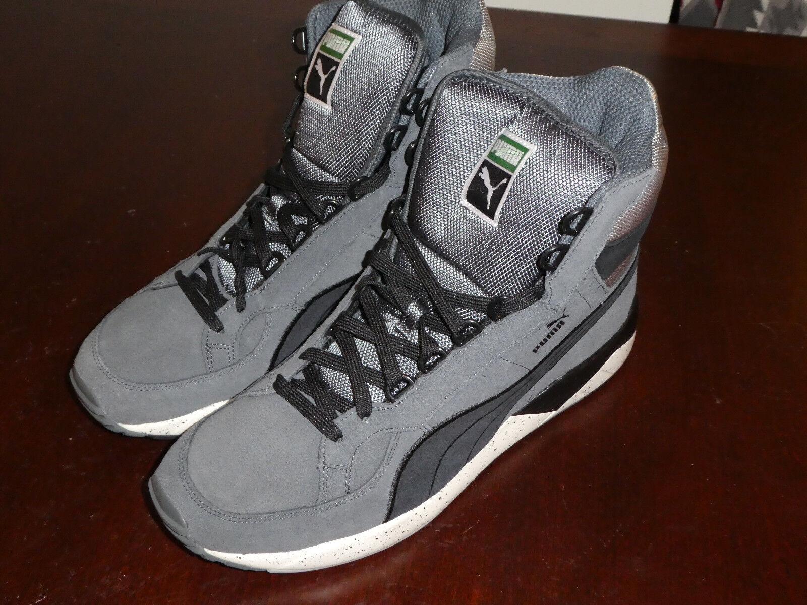 Puma Trinomic 850 XS Mi 357028 shoes mens new sneakers 357028 Mi 02 grey boots 5c5a2e