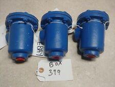 1 Each Armstrong Air Gas Vent Steam Trap 12 Npt Cast Iron Type 1av