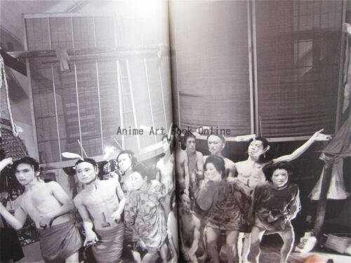 Photo Collection Book Tatsumi Hijikata Body of Dance Choreographer Photo Book