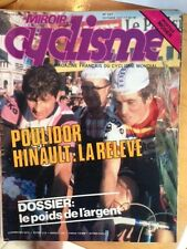 Miroir du Cyclisme n°244 Dec 1977 Poulidor / Josiane Bost / Poster Thurau