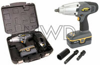 Longacre Racing 24v Cordless Pit Impact Gun Lug Wrench 1 Battery 68602