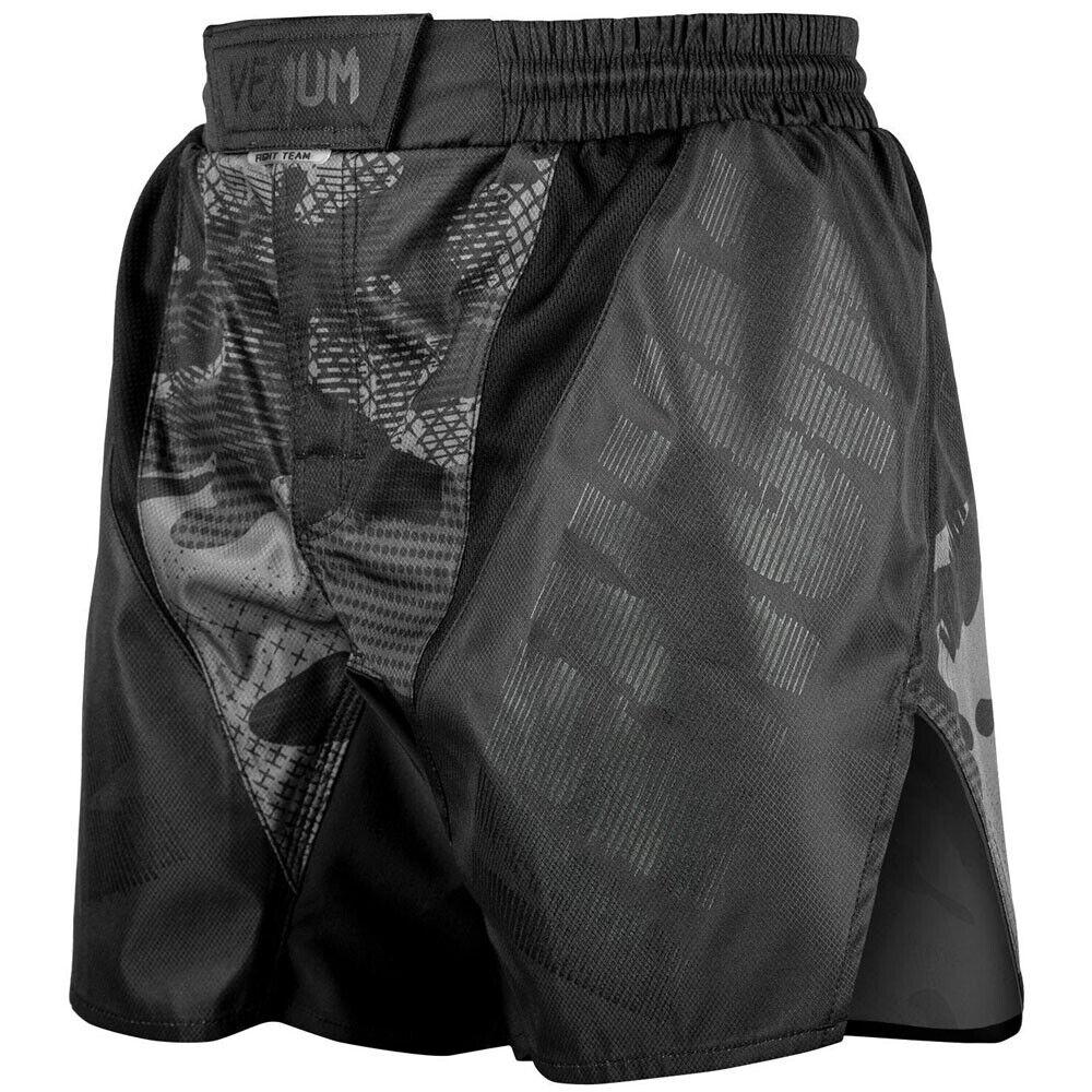 VENUM MMA Fight Shorts, Tactical, schwarz-schwarz