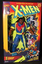 Bishop 1990s X-men Deluxe Ed animation style 10in Toybiz MIB cool Marvel figure