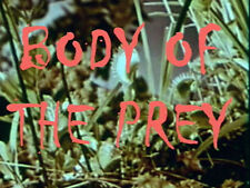 BODY OF THE PREY (AKA Venus Flytrap) (DVD) - 1970 - James Craig,Toto Kondo