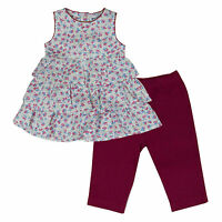 Baby Girls Outfits Clothes 2 Pieces Set Shirt And Legging 6 9 12 Months