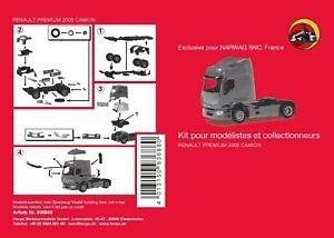 Renault-Premium-06-Tracteur-solo-kit-a-monter-Herpa-Echelle-1-87-Ho