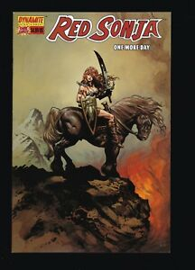 C138-Red-Sonja-One-More-Day-1A-Dynamite-HIGHER-GRADE-NM-UNREAD
