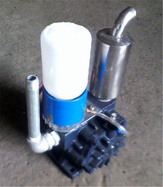 New Vacuum Pump For Cow Milking Machine Milker Bucket Tank Barrel