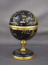Halcyon Days Reuge Music Box Holst Jupiter The Planets Constellation Globes