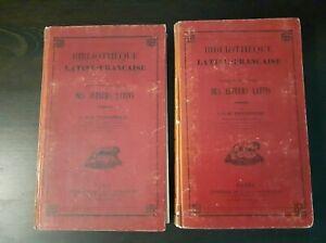 Histoire-Naturale-Di-Plinio-Volume-5-amp-6-C-L-F-Panckocke-Parigi-1829-30