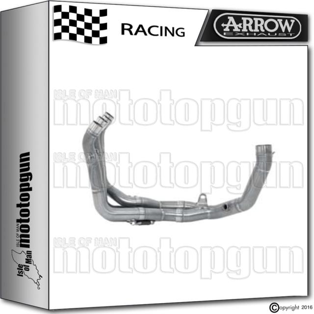 ARROW COLECTORES RACE HONDA CBR 600-RR 2007 07 2008 08