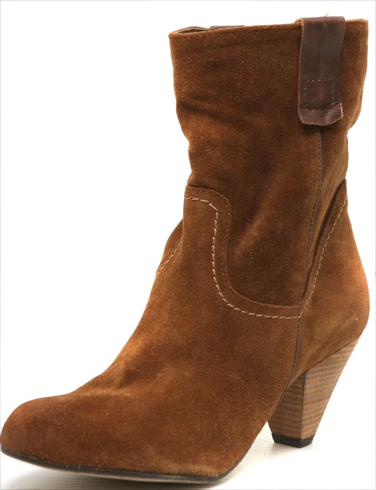 New Steve Madden Lanzzo suede women's boots sz 9