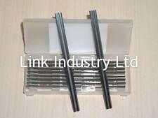 10 x 80.5mm Bosch AEG Elu Haffner CARBIDE PLANER BLADES