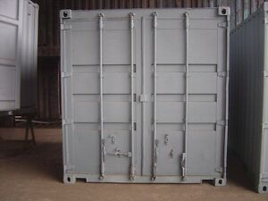 Used 20 Ft Shipping and Storage Container for Sale eBay