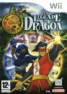La légende du dragon - JEU Wii **