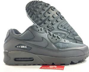 gorąca sprzedaż online spotykać się nowy styl Details about New NIKE AIR MAX 90 Essential - AJ1285-017 MEN'S Cool  Grey/White Shoes s1