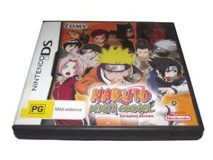 Naruto-Ninja-Council-Nintendo-DS-2DS-3DS-Game-Complete