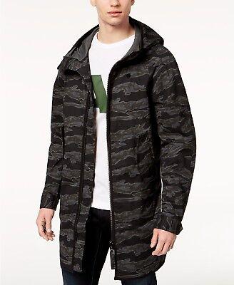 G STAR RAW homme noir strett Camo Parka à capuche Full Zip Jacket | eBay