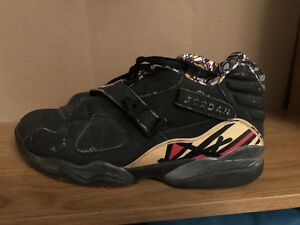 2d070776628 03 Nike Air Jordan VIII 8 Retro Low PLAYOFF 306157-061 00 | eBay