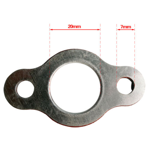 2 Stroke 80cc Gas Petrol Engine Motor Kit Motorized Bicycle Bike Replace Parts