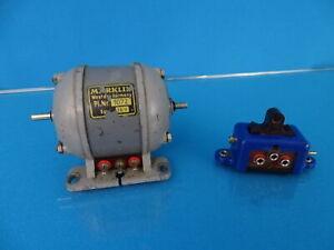 Marklin-1072-Metall-Baukasten-Electro-Motor-16-volt