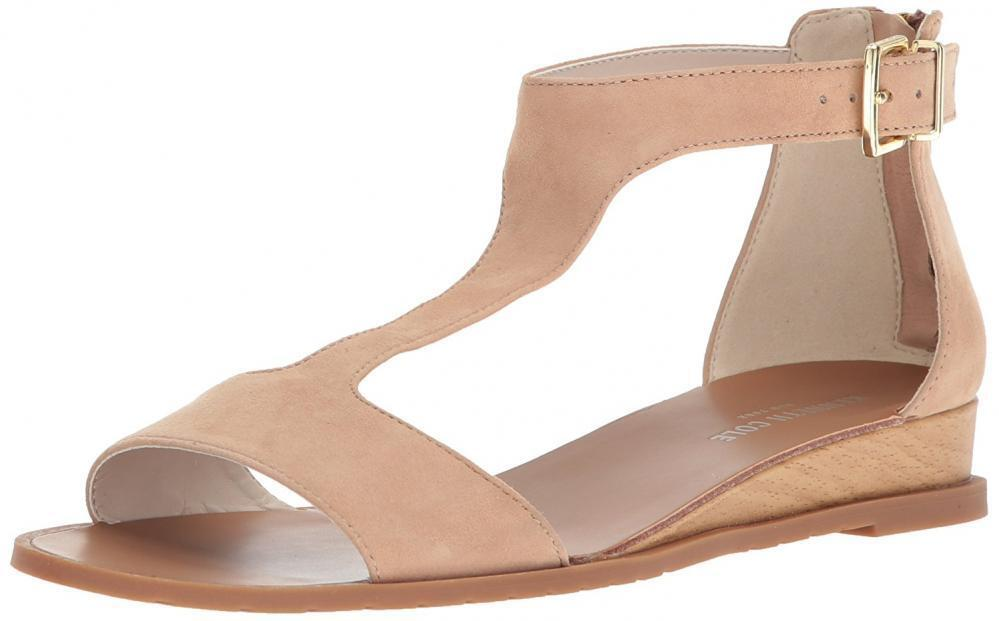 Kenneth Cole New York Women's Judd Low Low Low T-Strap Wedge Sandal 586749