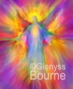 THE-ANGEL-of-ABUNDANCE-Spiritual-Angel-Painting-Angel-Art-by-Glenyss-Bourne