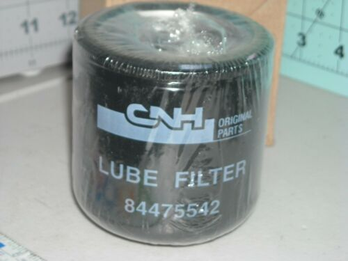 CNH original parts Lube filter 84475542 i pc 08Y CL705  new sealed in box