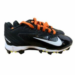 Nike-Kids-039-Vapor-Ultrafly-Keystone-Baseball-Cleats-EU-34-US-2-5Y-black-856494