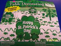 St. Patrick's Day Shamrock Centerpiece Party Decorations Table Decorating Kit