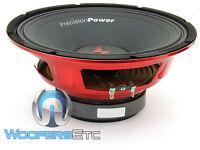 Precision Power Pm.104 10 350w Pro Audio 4 Ohm Full Range Car Speaker Ppi on Sale