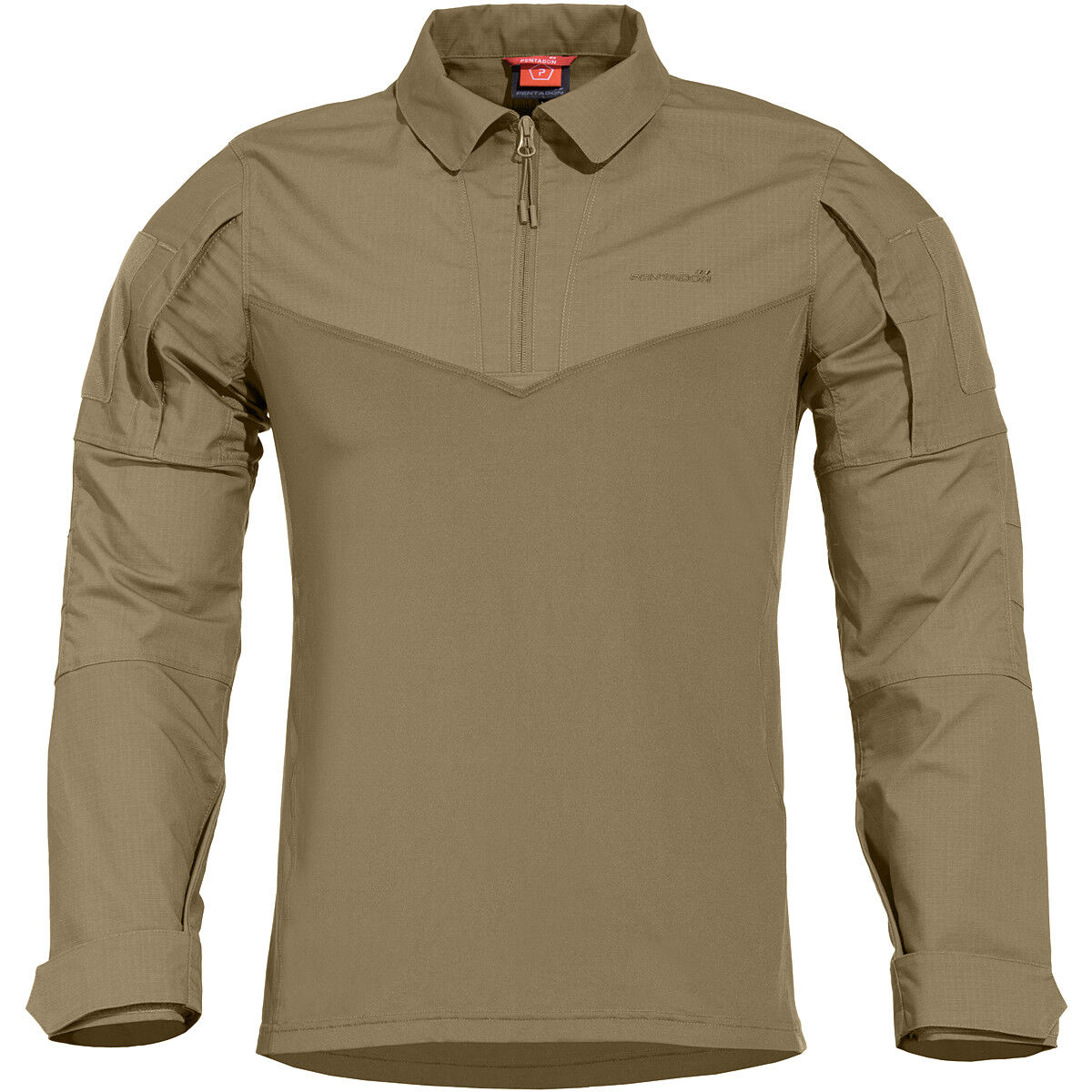 Pentagon Ranger Tac-Fresh Shirt Long Sleeve Hiking Ranger Outdoor Casual Coyote