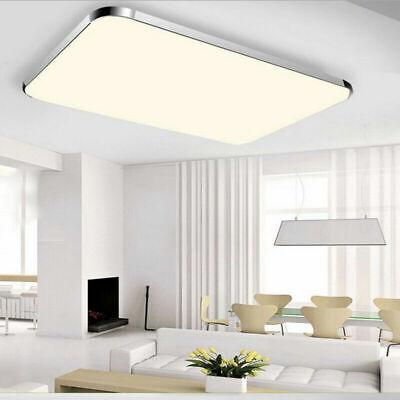 48W LED Deckenlampe Deckenleuchte Badleuchte Wohnzimmer Küchen Lampe DHL 18W
