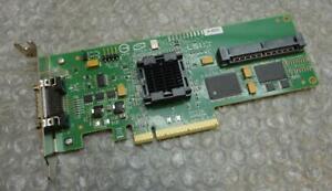 Hp-416155-001-Lsi-SAS3442E-HP-SATA-Host-Bus-Adaptateur-Hba-Raid-LP-Carte