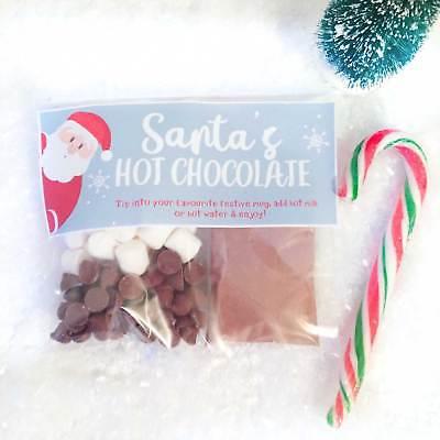 Cadbury Snowman Soup Candy Cane Mini Marshmallows Novelty Christmas Eve Box