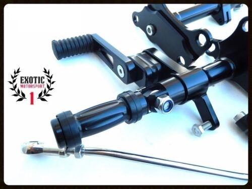 Billet Aluminum Forward Controls Harley Sportster XL 883 XL 1200 1989-2003