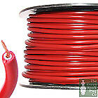 1x Pattern Spark Plug Ignition HT Cable Wire Core PVC Red 7mm GPLPVCR