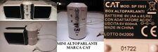 BOX ALTOPARLANTI CASSE MARCA/BRAND CAT - MINI SPEAKERS MOD. SP. 1951